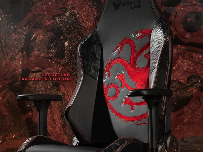 Stark, Targaryen or Lannister? Game Of Thrones-themed gaming chairs launched