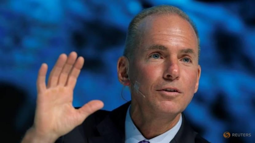 Boeing CEO confident in safety of 737 MAX jets