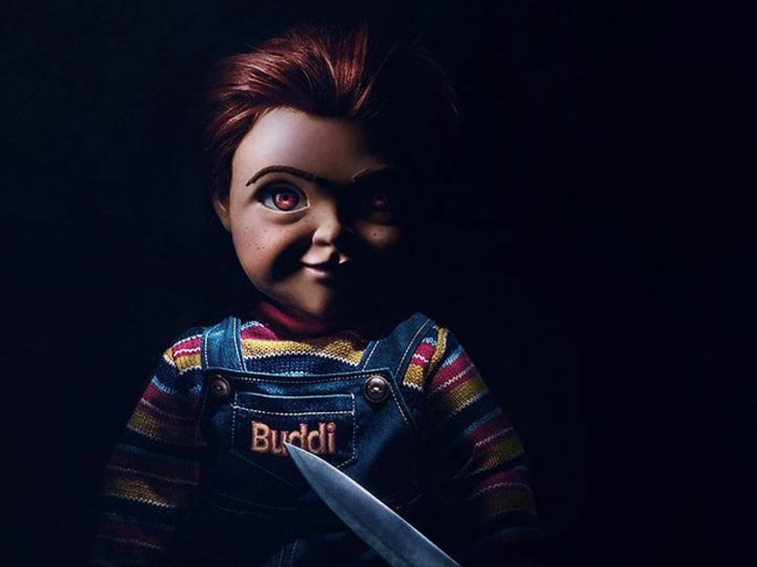 Chucky gets an extreme makeover ahead of film reboot for mid 2019