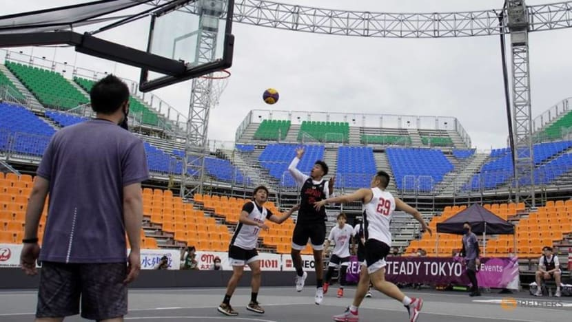 Tokyo Olympics: 3x3 basketball makes its debut on the big stage