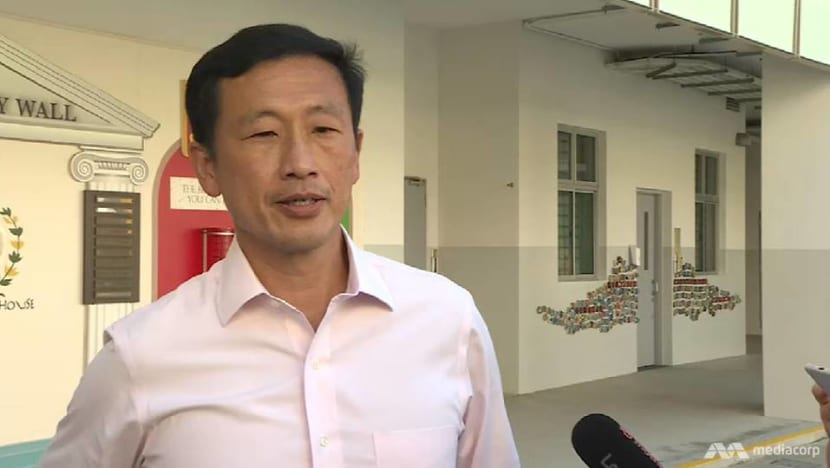 MOE's approach to COVID-19 cases is to 'ring-fence' on a 'small scale' instead of closing schools: Ong Ye Kung