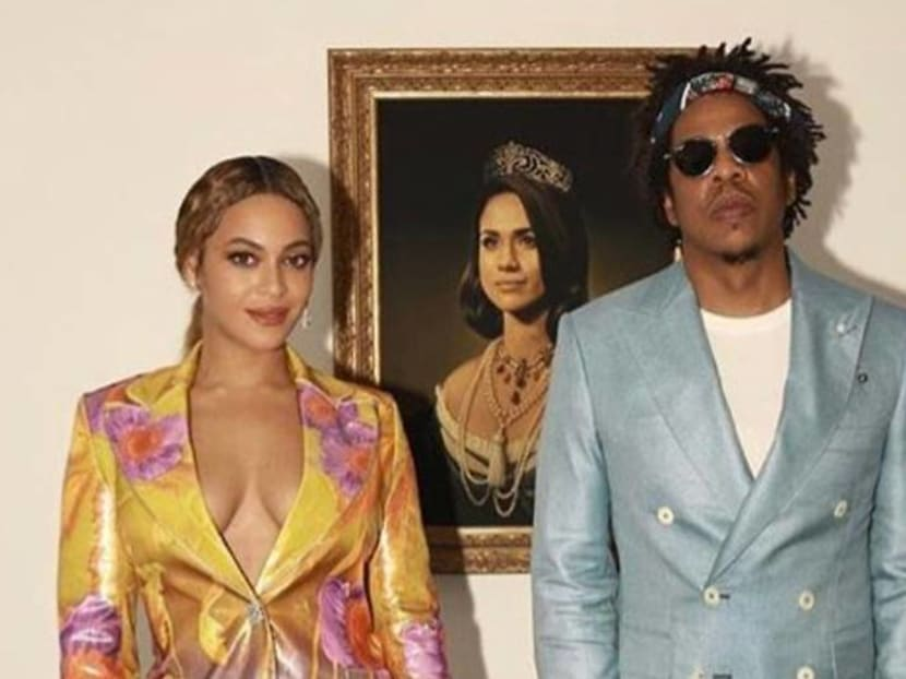 Beyonce and Jay-Z make surprising tribute to Meghan Markle while accepting BRIT Award