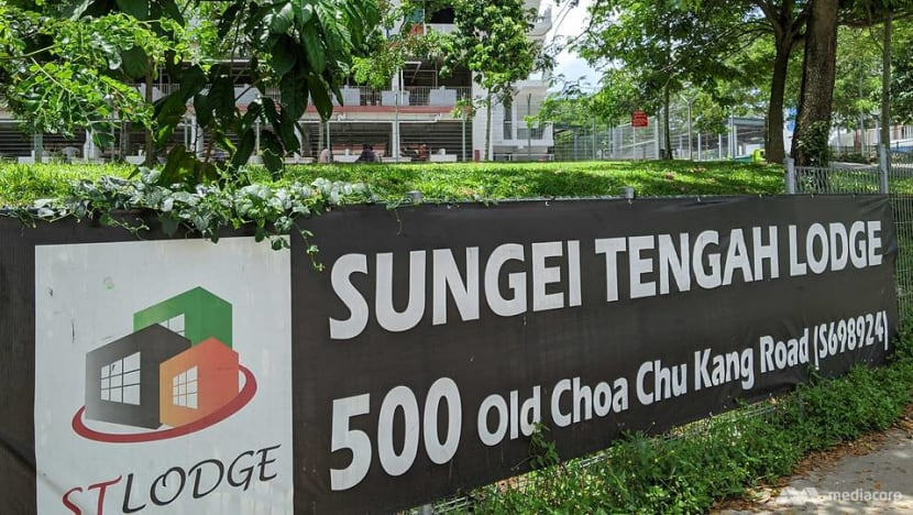 COVID-19: Sungei Tengah Lodge declared an isolation area under Infectious Diseases Act