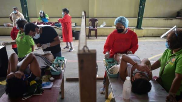 Philippine 'circumcision season' underway after COVID-19 delays