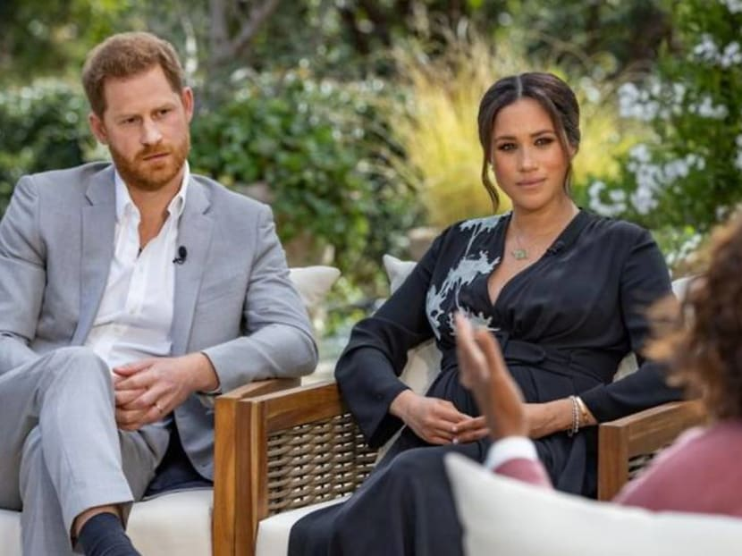 Prince Harry and Meghan television interview draws 17.1m American viewers
