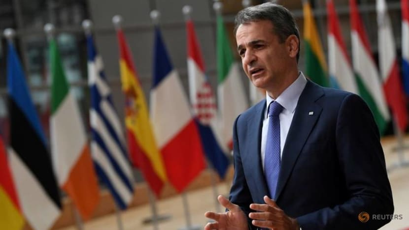 Greek economy won't close again because of COVID-19, PM says
