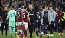 Manchester City's League Cup domination ends with exit at West Ham