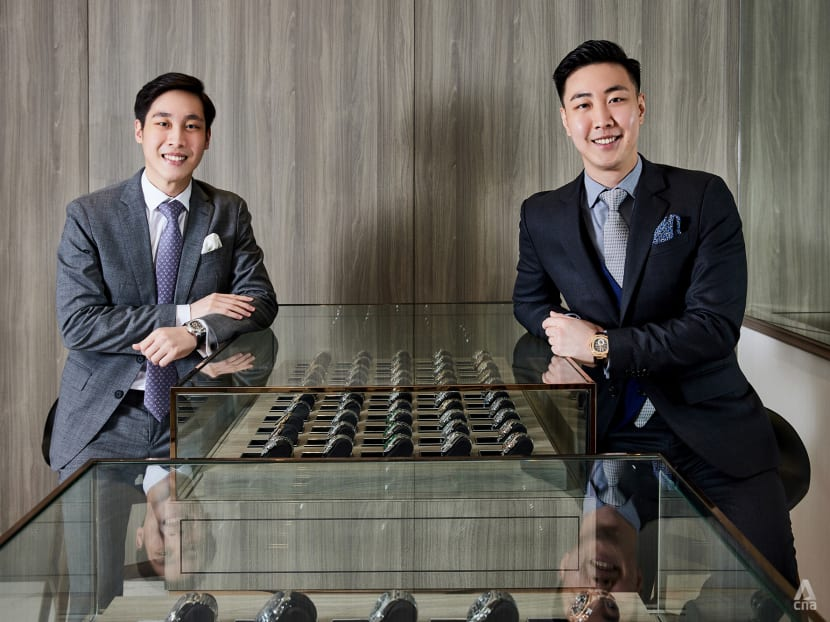 How did two law students turn a Carousell hobby into a watch dealership?