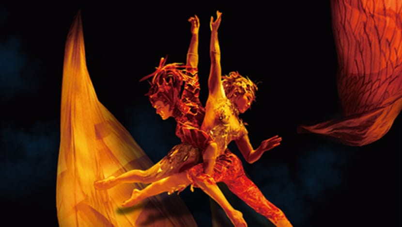 Cirque du Soleil cancels shows in China over Wuhan virus