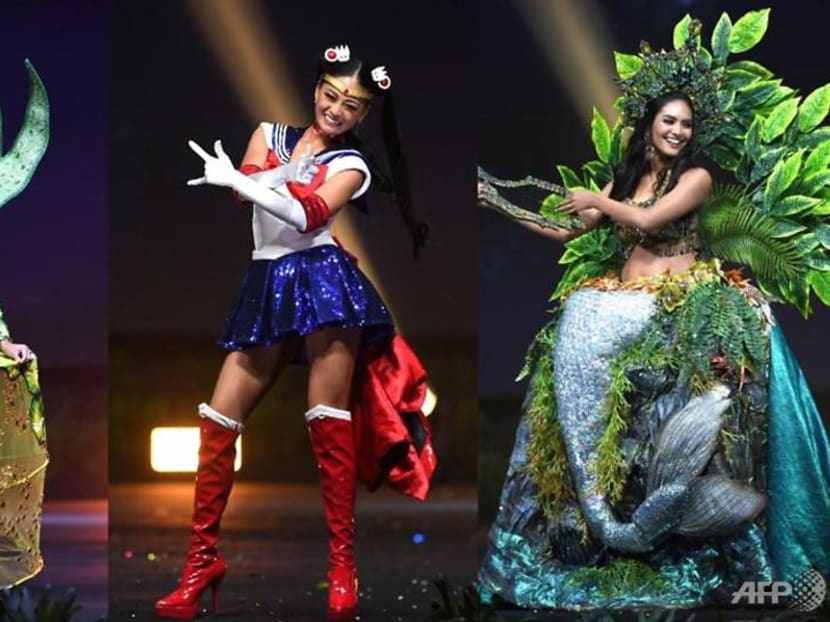 18 Miss Universe national costumes other than Singapore's that deserve attention