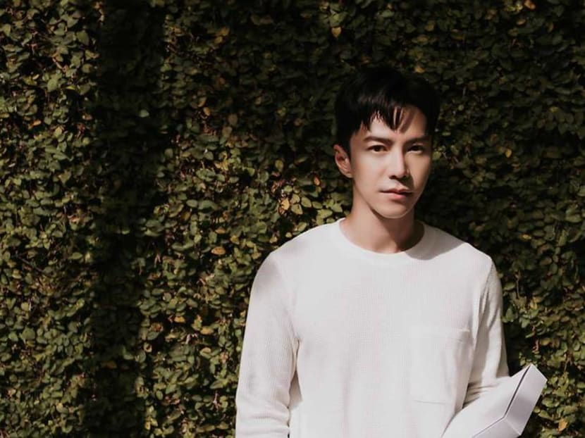 Story Of Yanxi Palace's Lawrence Wong to launch skincare brand in January