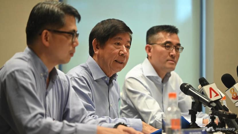 In full: Khaw Boon Wan's statement on Malaysian intrusions into Singapore territorial waters