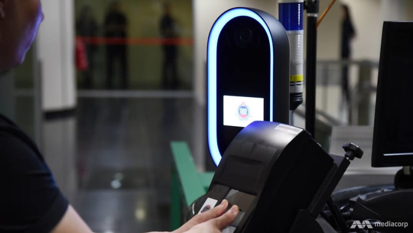 ICA to introduce multi-biometrics screening at checkpoints from April 2019