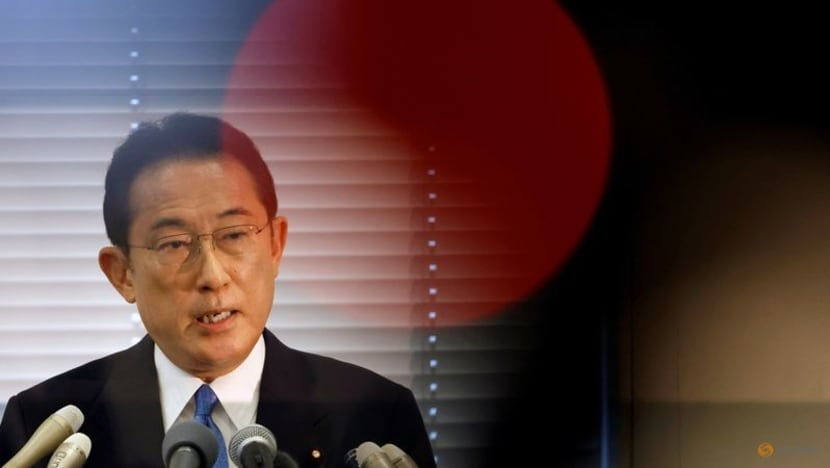 Japan PM contender Kishida aims to boost security, with China in mind