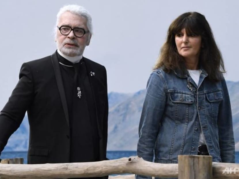 Who is Virginie Viard, the woman replacing Karl Lagerfeld as head of Chanel?