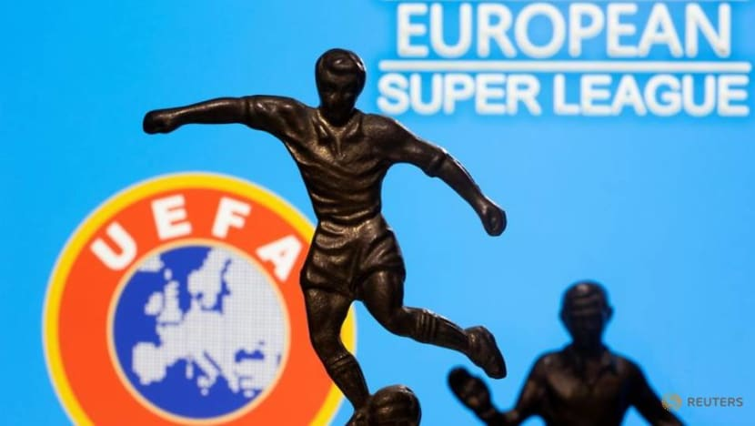 Soccer-UEFA opens disciplinary proceedings against three Super League clubs