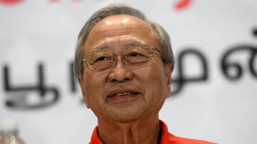 General Election can wait, priority is to 'prevent a health crisis': PSP's Tan Cheng Bock