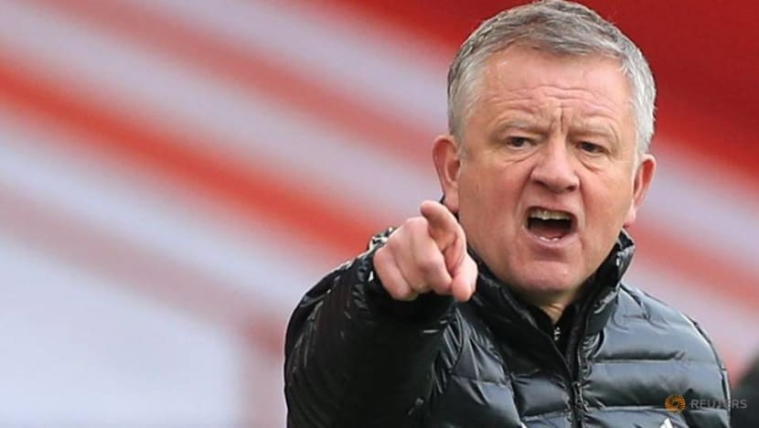 Sheffield United manager Wilder leaves relegation-threatened club by mutual consent