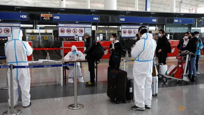 Beijing tightens quarantine rules for travellers from overseas: Official media