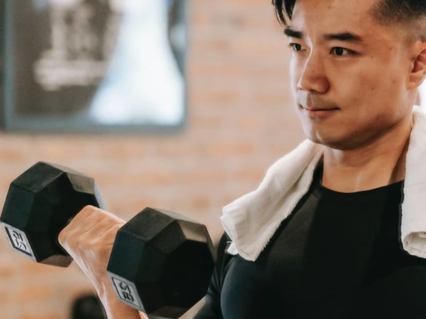 How weight training may help with weight control, preventing obesity