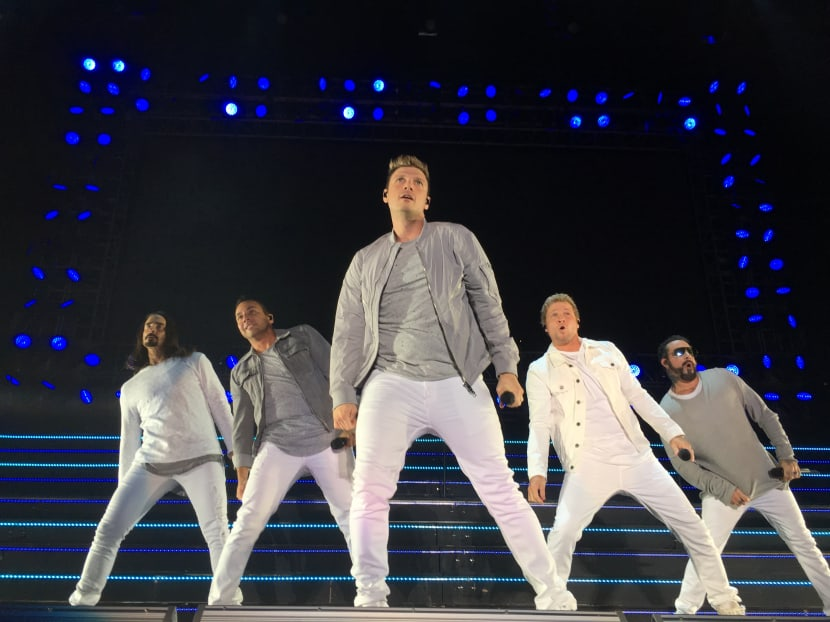 Still want it that way? Backstreet Boys to perform in Singapore on Oct 30