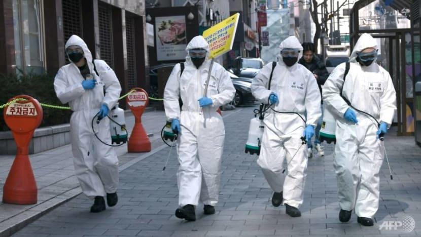 South Korea protests Japan's travel curbs as COVID-19 ignites diplomatic row