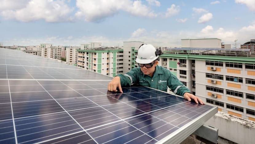 Sembcorp to install more than 20,000 solar panels for SIA facilities