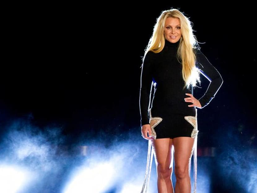 Britney Spears shares video of her singing as a teen – and it appears she was in Singapore