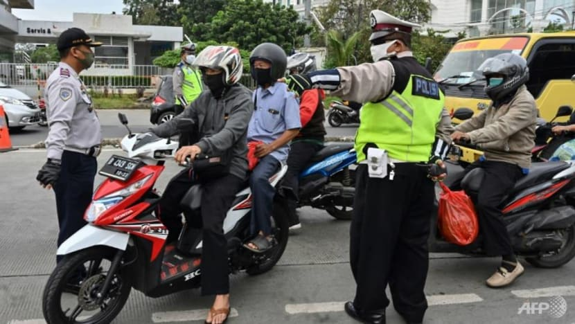 Indonesia clamping down on fake medical certificates used to circumvent COVID-19 travel curbs