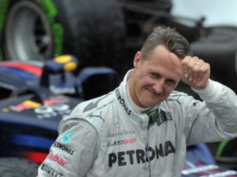 Michael Schumacher documentary in the works and headed to Cannes