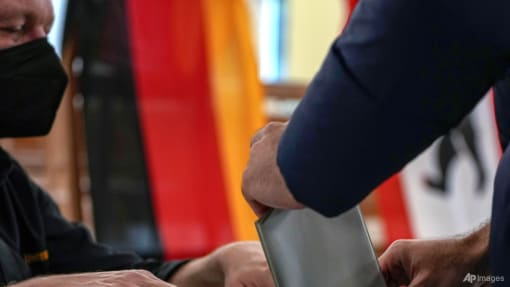 Race wide open as Germany votes in post-Merkel election