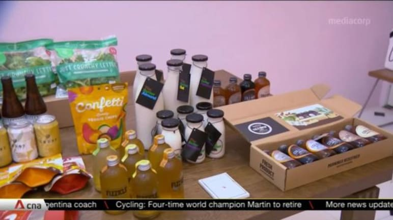 More young entrepreneurs venture into Singapore's green start-up scene | Video