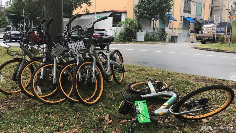 oBike liquidators to hold meeting with creditors on Jan 23