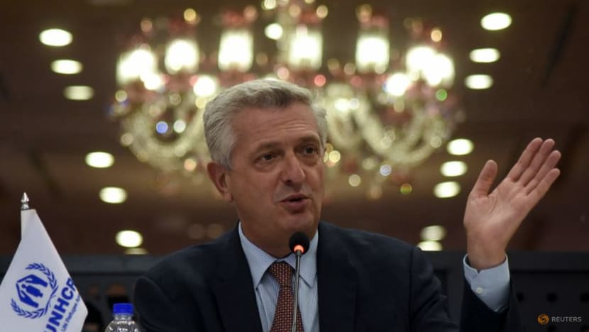 UNHCR chief says 'space for discussion' with Taliban over human rights
