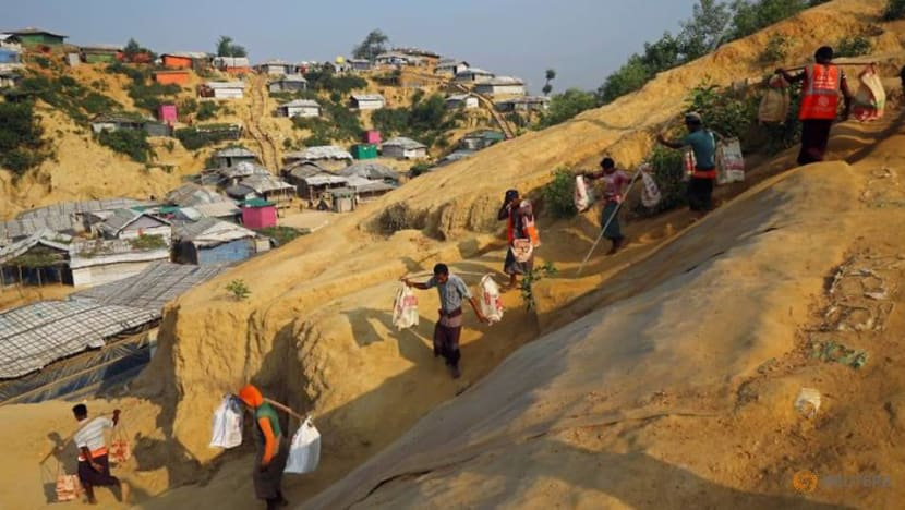 Bangladesh, against objections, set to move Rohingya refugees to remote island