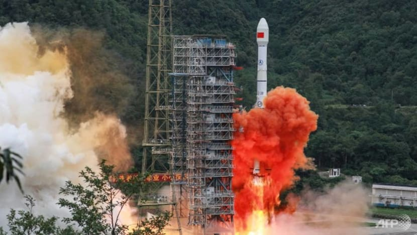 Commentary: China charts a path with iconic Beidou satellite system