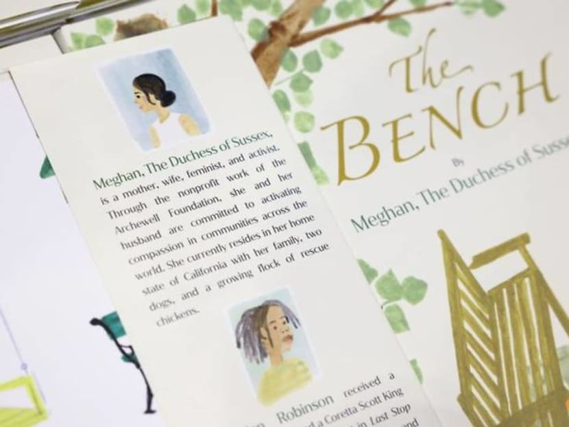 Duchess of Sussex releases debut children's book dedicated to son and Prince Harry