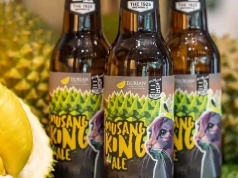 Would you drink durian beer? This Singapore brewery and durian concierge think so