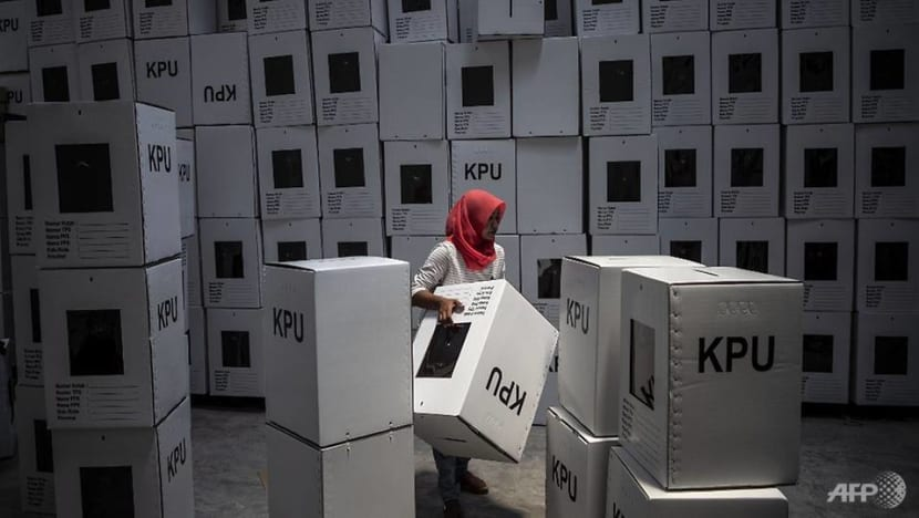 More than 100 election workers, police die in recently concluded Indonesian polls