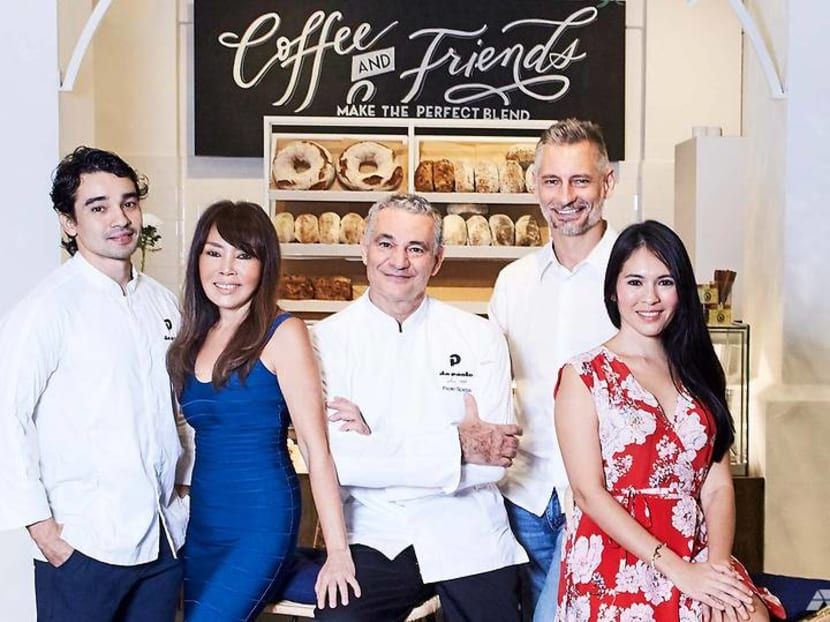 Da Paolo's latest venture: 30 years on, a bigger slice of Italy in Singapore