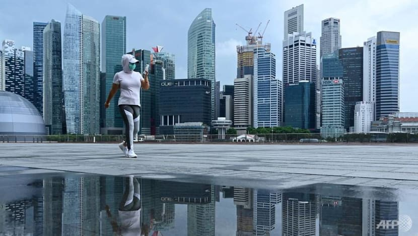 Singapore attracted S$17.2 billion in investments last year, exceeding forecast despite pandemic