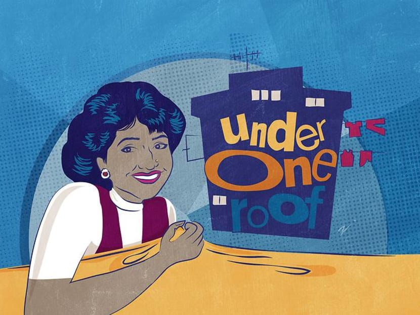 Finding my Singaporean soul with Under One Roof: Life lessons on television