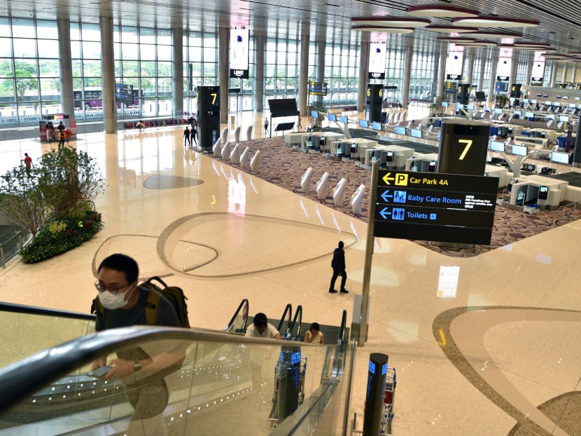 Changi Airport Terminal 4 to suspend operations amid COVID-19 pandemic