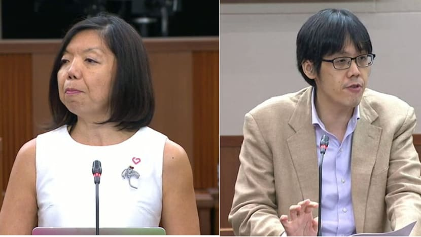 Two NMPs 'uncomfortable' with motion against WP leaders
