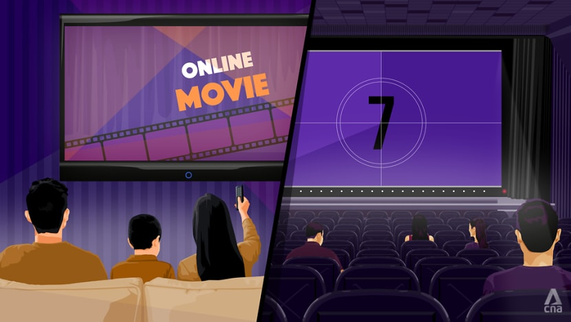 IN FOCUS: Are COVID-19 and streaming services ending Singapore's love of going to the cinema?