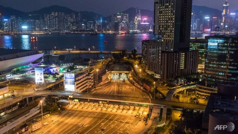 Hong Kong to reopen Cross-Harbour Tunnel on Wednesday after protests