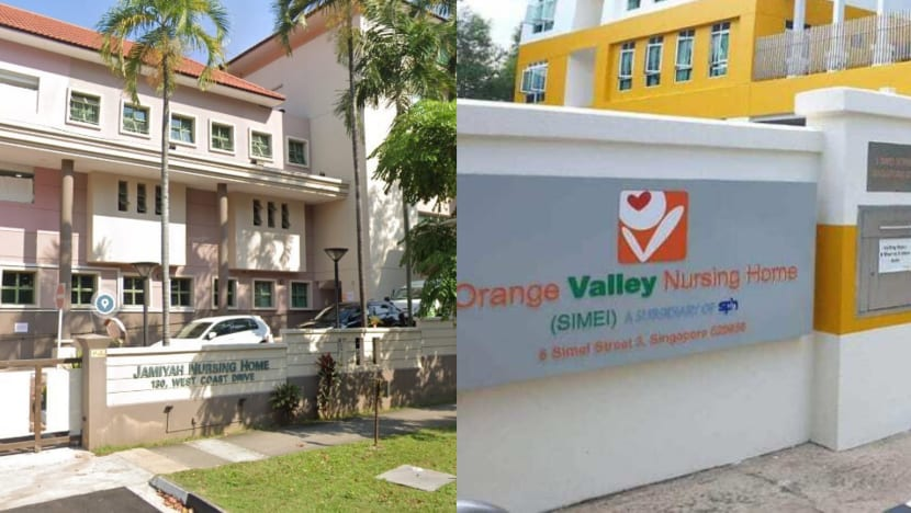 804 new locally transmitted COVID-19 cases in Singapore, 2 nursing homes among new clusters