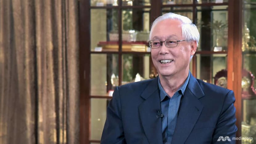 Behind a tall order: Goh Chok Tong reflects on succession and politics past and present