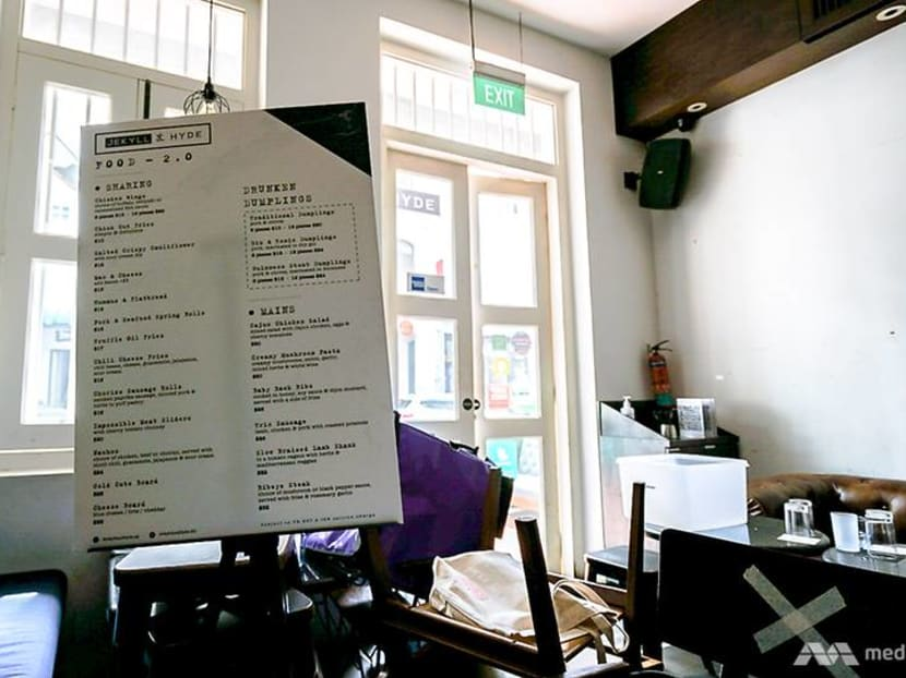 Cocktail bar, Italian restaurant call it quits amid COVID-19 challenges for F&B sector