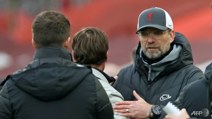Football: No plans to replace Low as Germany boss, says Liverpool's Klopp
